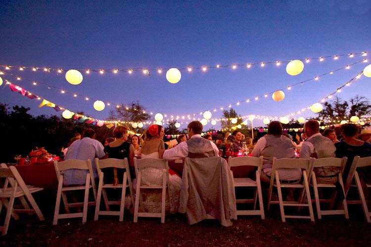 outdoor wedding reception lighting ideas. Fine Ideas Outdoorweddingreceptionlightsandpapelpicadobanners With Outdoor Wedding Reception Lighting Ideas U